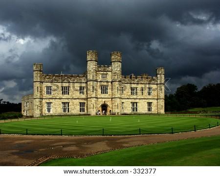 Leeds Castle - stock photo