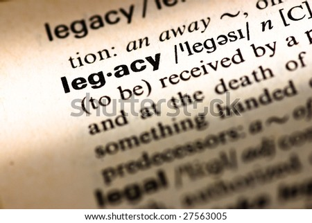 Infographic Ideas infographic definition of respect dictionary : Legacy Dictionary Definition Stock Photo 27563005 - Shutterstock