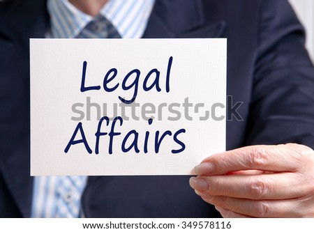 law affairs