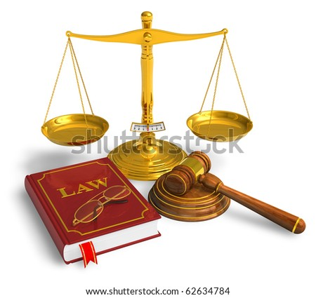 Legal concept - stock photo