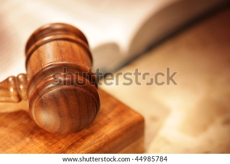 Legal knowledge concept - stock photo