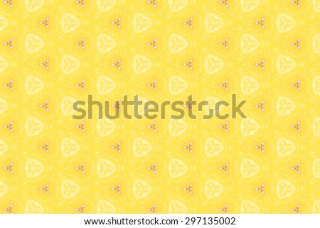 Lemon background. 6