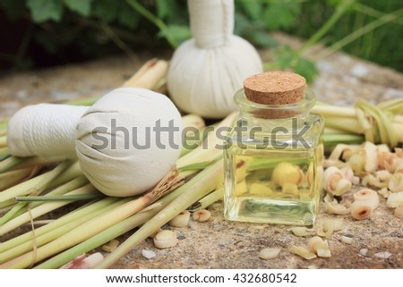 lemon grass essential oil