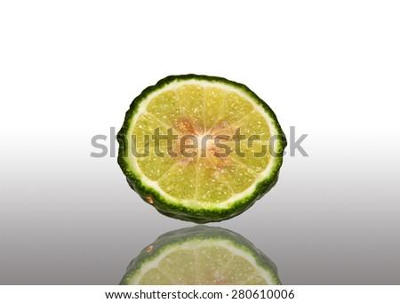 Lemon lime - stock photo