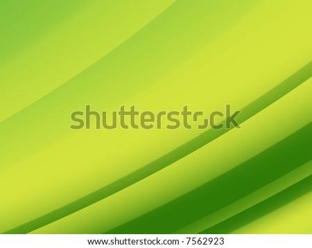 Lemon lime curves - stock photo