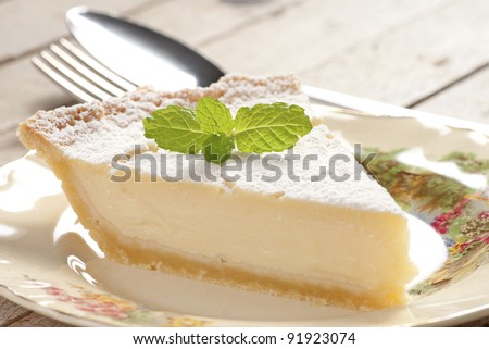 Lemon Pie. Unsharpened file