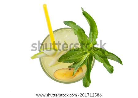 Lemonade - stock photo