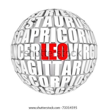 leo - stock photo