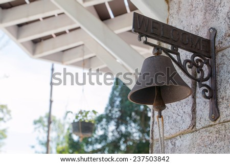 Liberty Bell old symbol of American freedom in Independence Mall building in Philadelphia Pennsylvania  - stock photo