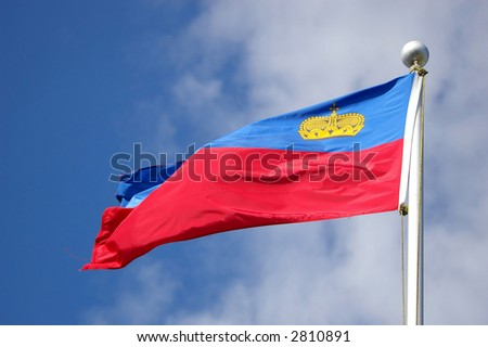 liechtenstein - stock photo