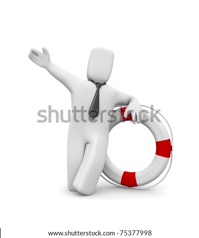 Life buoy for business
