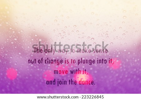 Life Journey Quotes Inspirational Entrancing Life Journey Quote Inspirational Quote On Stock Photo 223226845