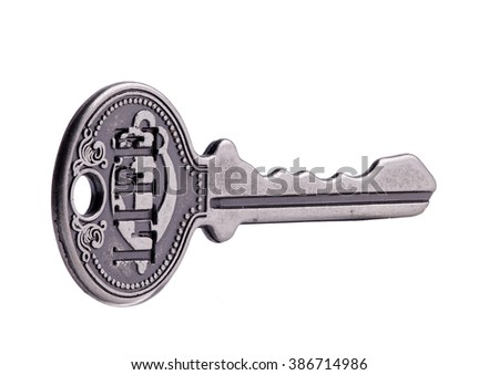 Life Key - stock photo