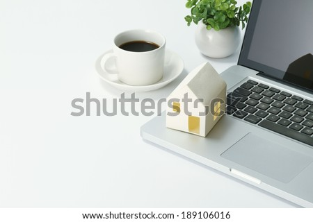 Life Plan - stock photo