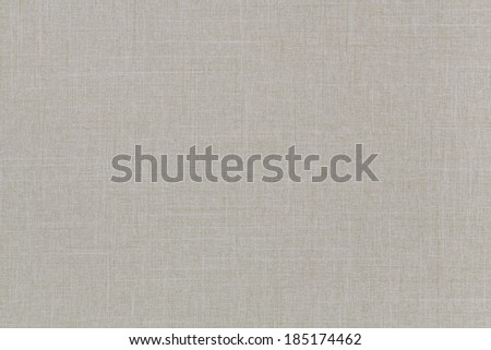 Light beige seamless braided textile canvas, cloth background - stock photo