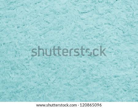 light blue carpet background - stock photo