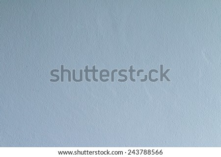 Light Blue concrete cement wall Background - stock photo