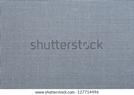 Light blue fabric background - stock photo