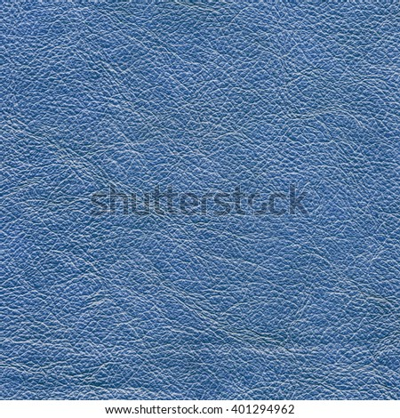 light blue leather texture or background