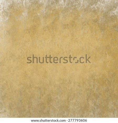 light brown background paper or old stationary with vintage grunge texture and soft faded worn black edges - stock photo