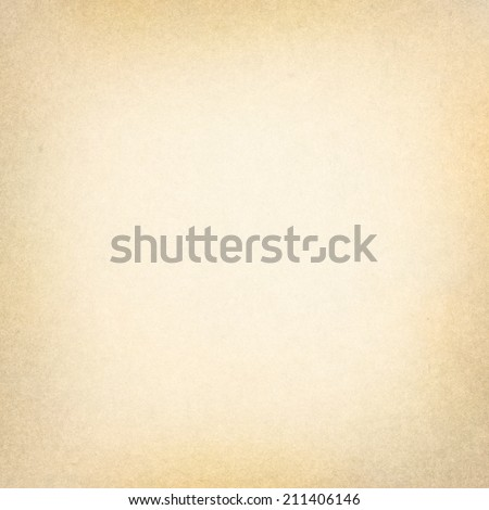 Light brown clean paper texture - stock photo