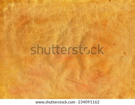 Light brown vintage paper texture