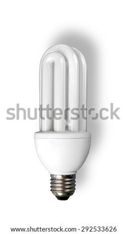 Light Bulb, Energy, Savings. - stock photo