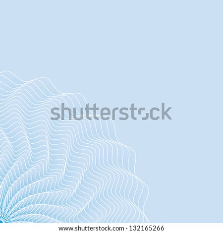 Light card template, background, cover. Raster Version - stock photo