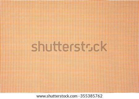 light color son  tablecloth texture, background with copy space (The pattern on this fabric is common in Thailand and is not subjected to copyright) - stock photo