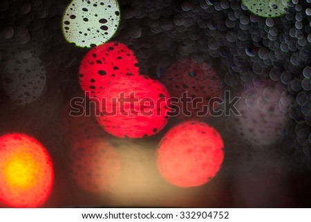 Light decoration and background for event or pattern design  - stock photo