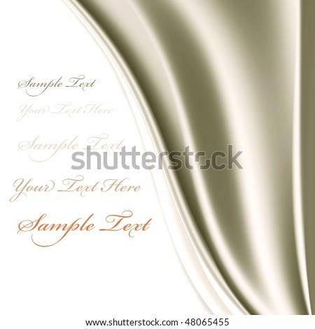 Light decorative grunge - stock photo