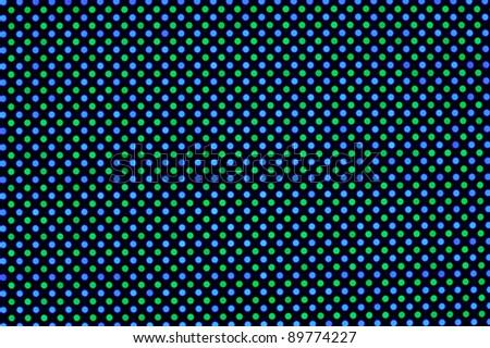Light emitting diodes - stock photo