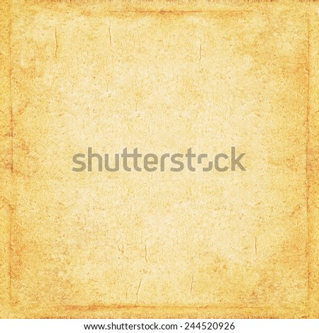 light gold background paper of vintage grunge background texture parchment paper, abstract cream background of beige color on white canvas linen texture, solid website background - stock photo