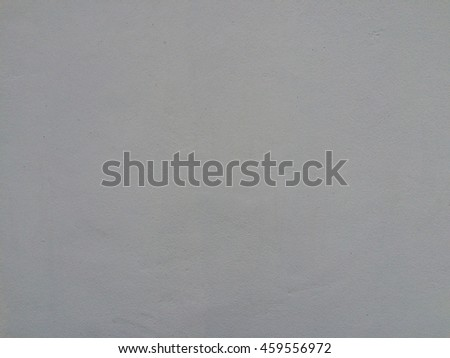 Light gray smooth concrete wall texture background - stock photo