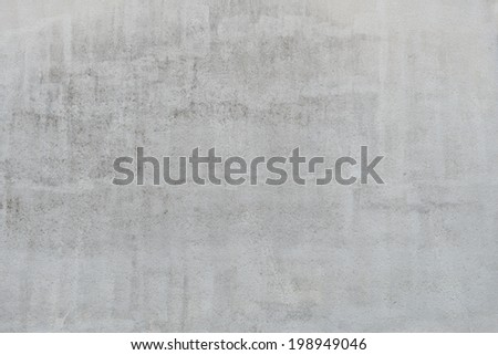Light gray stucco wall grungy texture background - stock photo