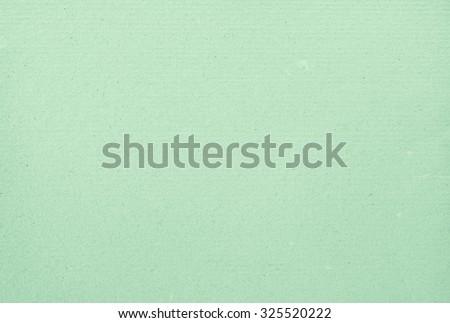 Light Green Paper Texture - stock photo