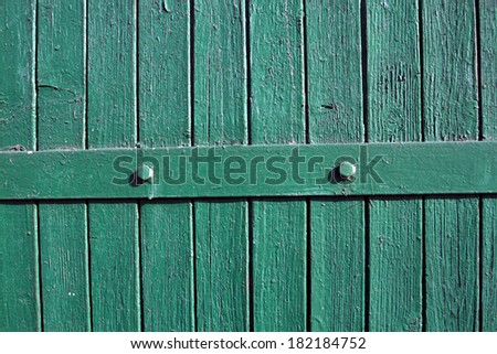 light green wooden wall for background