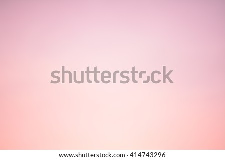light pink and purple magenta pastel sky tone background Abstract violet shape of color pattern - stock photo