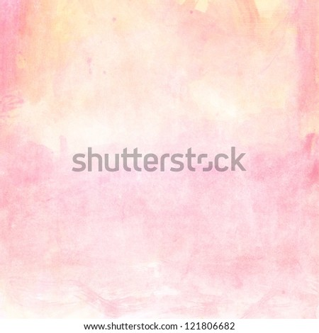 light pink grunge background texture paper - stock photo