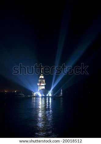 light show in istanbul