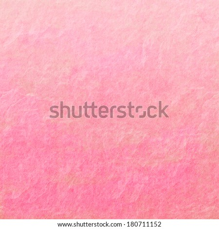 Light Soft Pink Vintage Grunge Canvas Paint Background Texture With Stone Plaster Pattern  - stock photo