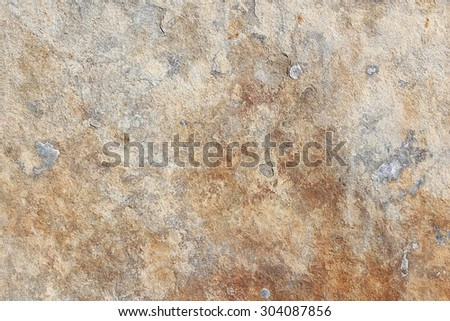 Light stone textured background - stock photo