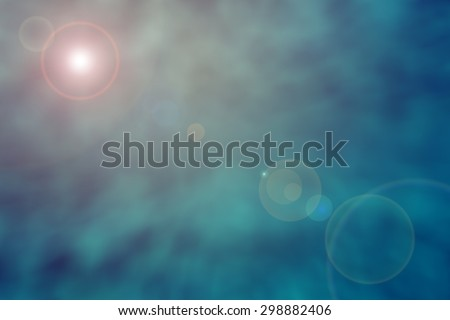 Light Vintage background - stock photo