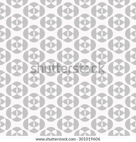 Light vintage seamless pattern for retro wallpapers. illustration.