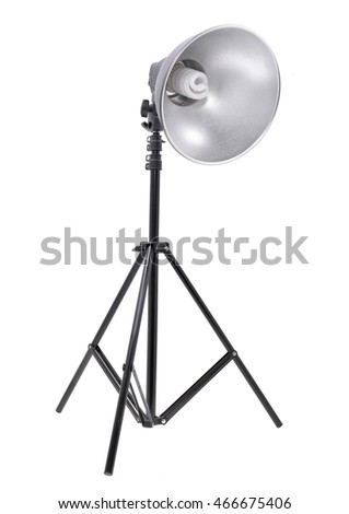 Light with stand
