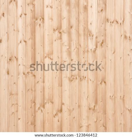 light wood panels used as background. - stock photo