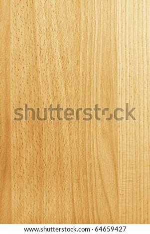 light wooden background - stock photo