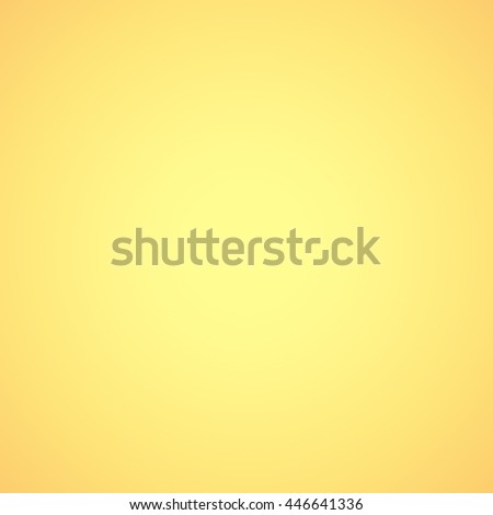 light yellow gradient abstract background. yellow color backdrop wallpaper. - stock photo