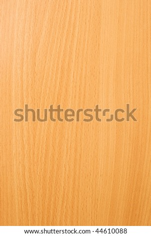 Light yellow wooden background texture - stock photo