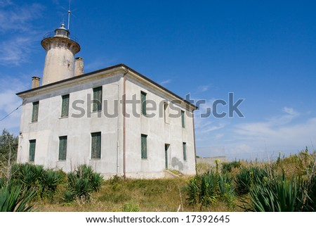 Lighthouse, Bibione, Italy